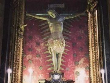 Crocifisso San Marcello, Roma