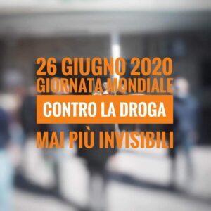 Giornata mondiale contro l'uso e il traffico illecito di droga