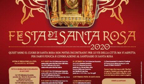 Festa di Santa Rosa 2020