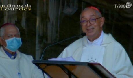 cardinale vicario Angelo De Donatis,