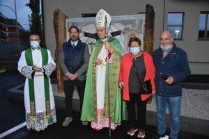 Don Armando Marini, parrocchia Villanova