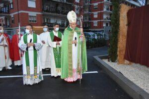 Don Armando Marini Parrocchia Villanova
