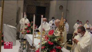 Messa in onore di Santa Rosa Viterbo