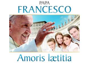 Amori Laetitia, Papa Francesco