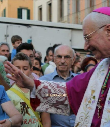 Vescovo Lino Fumagalli
