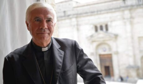 Giovanni D'Ercole, vescovo. Foto tratta dal web