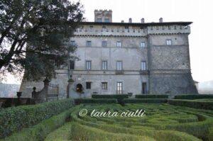 Vignanello, Castello Ruspoli