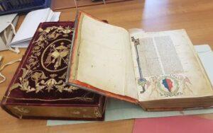 Bibbia di San Bonaventura da Bagnoregio