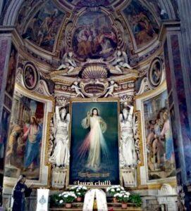 Divina Misericordia, Santo Spirito in Sassia, Roma