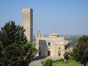 S.Maria in Castello, Tarquinia