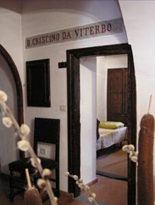 Cella di San Crispino, Viterbo