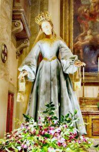 Madonna del Carmine, Trastevere