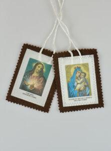 Scapolare Madonna del Carmelo