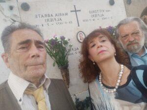 Mario Mancini, Laura Ciulli e Pierluigi Natalia