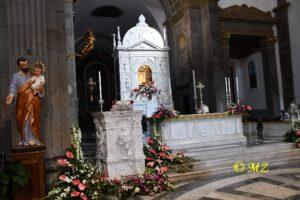Ambone altare S. Maria della Quercia Viterbo