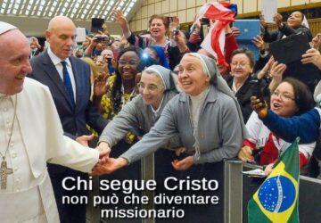 Papa Francesco, Missioni
